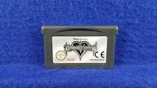 Gameboy Advance **KINGDOM HEARTS Chain of Memories Genuine Cart GBA PAL UK