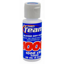 Team Associated Silicone Differential Fluid 1000cst 2oz 5450 modellismo