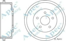 1x OE Quality Replacement Rear Axle Apec Brake Drum 5 Stud 228.6mm
