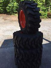 4-12-16.5 HD Skid Steer Tires/Wheels/Rims for Bobcat -12X16.5-Solideal SKS 732