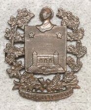 Canadian Army Badge:  University of Montreal COTC - brown