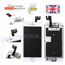 "iPhone 6s 4.7"" Replacement Touch Screen LCD Digitizer + Rose Gold Button Camera"