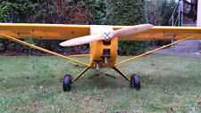 2547mm Scale 1:4 PIPER CUB mit DLE 30 Motor