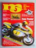 mo - Mofa Motorrad Test Sport, 10.1980 mit Riesenposter - Kawa Z 440, BMW R80G/S