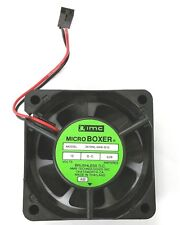 "NEW NMB / IMC Boxer 2410NL-04W-B10 12V DC Cooling Fan 60mm x 25mm (2.4"" x 1.0"")"
