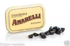AMARELLI Liquirizia di Calabria PURA ORO LATTINA 40 g con SPEZZATA LIQUORICE TIN
