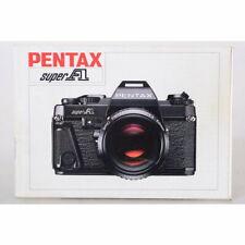 Pentax Super A Bedienungsanleitung / Gebrauchsanweisung / Anleitung / DEUTSCH