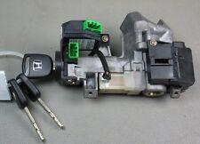 03 04 05 Honda Civic OEM Ignition Switch Cylinder Lock Auto Trans with 3 KEYs