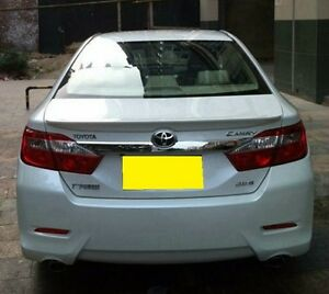 REAR LIP SPOILER FOR TOYOTA CAMRY '12-'14(ASIA VERSION)