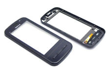 Original Nokia C6 C6-00 Pantalla Táctil Digitalizador Marco Incl Auricular Negro