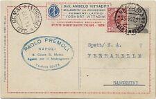 P3702   Napoli  Angelo Vittadini 1927