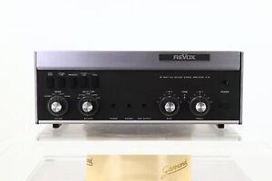 Revox A78 Integrated Amplifier