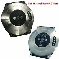 Para Huawei Reloj 2 Gen Batería Cubierta Trasera Carcasa Metal Recambio