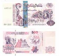 ALGERIA 500 DINARS 1998 P-141 UNC - Banknotes Paper Money