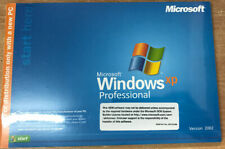 Microsoft Windows XP Professional Service Pack 3 SP3 CD & Licence NEW & SEALED