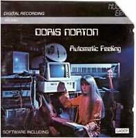 DORIS NORTON Automatic Feeling CD Italy Electronic—Jacula/Antonius Rex keyboard.