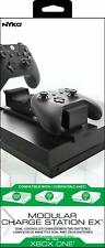 Nyko Xbox One Modular Charge Station EX Dual Charging Dock + 2X Battery Pack