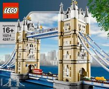 BRAND NEW, SEALED LEGO #10214 LONDON TOWER BRIDGE - VERY RARE, MISB, FAST SHIP