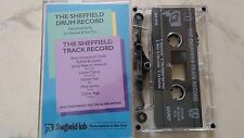 SHEFFIELD LAB TAPE The Sheffield Drum Record *NEAR MINT*AUDIOPHILE MC TAPE*