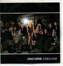 (274J) Jessica Simpson, A Public Affair - DJ CD