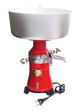 Lait crème électrique séparateur centrifuge 100L/h nouveau #18 global en métal 220V
