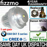 FIZZMO BMW e60 e61 5 series LCI 5w using CREE LED ANGEL EYE RING 63127187952