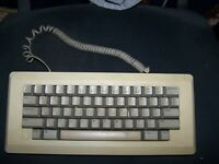 Macintosh 128K/512K M0110 Keyboard Tested and Wokring