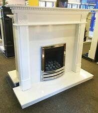 FIREPLACE OFFER  - Surround, Marble Set and Gas or Electric Fire - GREAT PRICE!!