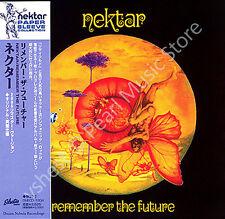NEKTAR REMEMBER THE FUTURE CD MINI LP OBI Albrighton Freeman Moore Howden rock