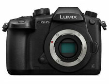 Panasonic Lumix DC-GH5 Camera body