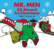 NEW  - MR MEN ALL ABOARD for CHRISTMAS ( BUY 5 GET 1 FREE) Mr Men Little Miss