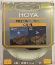 Hoya 72mm Circular Polarizer Slim Filter, London