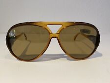 NOS Vintage Persol P210 Ratti Optyl Sunglasses Solid 50% Darkness Lenses