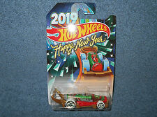 2018 Hot Wheels 2019 Carbonator Happy New Year 1:64 Diecast Car - New