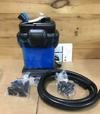 Penn Plax Cascade 700 Aquarium Canister Filter for tank up to 65 G (Missing PCS)