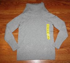 NWT Womens NAUTICA Heather Gray Cowl Turtle Neck Sweater Sz 2XL XXL