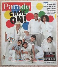 Parade May 15, 2016 Game On Black-ish Anthony Anderson, Tracee Ellis Ross