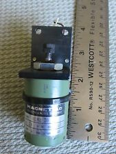 MAGNET AG KLMZ 30Z Fa Miniature Solenoid Actuator Made in Germany 24V