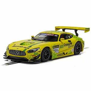 Scalextric Mercedes AMG GT3 - 2019 - Gruppe M Racing - C4075 Slot Car Model