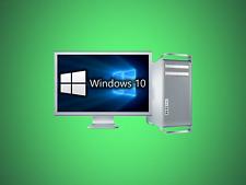 Windows 10 pour Mac Pro 1,1 (2006) 2,1 (2007) & 3,1 (2008) OSX/MacOS/Lion/Léopard