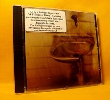CD EP PROMO !! The Twilight Singers A Stitch In Time 5TR 2006 Alternative Rock
