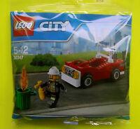 Lego City 30347 Feuerwehrauto Polybag Ovp Neu 2016