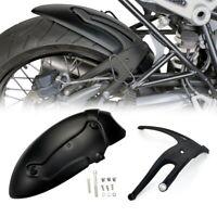 New Motorcycle Rear Fender Mudguard Wheel Hugger For BMW 1200GS 2008-2012 Black