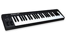 Alesis Q49 - USB MIDI 49-Key Keyboard Controller