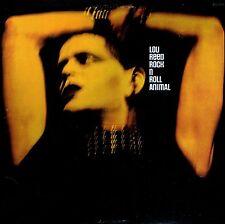 Lou Reed ROCK N ROLL ANIMAL Live Album 120g RCA RECORDS Gatefold NEW VINYL LP