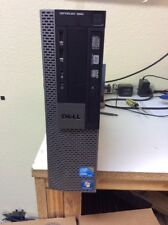 Dell Optiplex 980 SFF, Intel Core i5 3.2 GHz, 4GB, 250GB, DVD