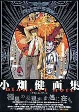 JAPAN Takeshi Obata Art book blanc et noir Death Note Hikaru no Go OOP RARE