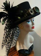 Steampunk hats