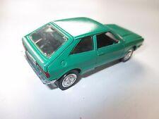 Volkswagen VW Scirocco 1 Mk I in grün verte green, Schuco in 1:43!