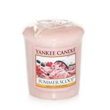 YANKEE CANDLE candela profumata votiva Summer Scoop durata 15 ore